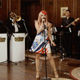 Postmodern Jukebox using high quality mics from LEWITT